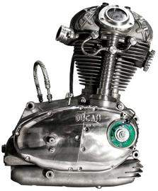 Ducati-Engine with ZDG3