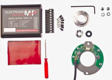 Digital ignition ZDG 3.23 for Morini 350