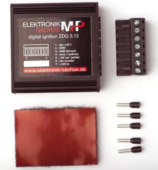 Digital Ignition Box ZDG 3.12 - Single channel