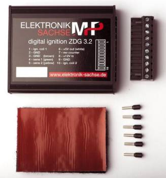 Digital Ignition Box ZDG 3.23 - Dual channel