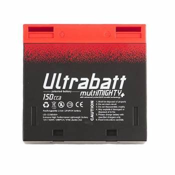 Ultrabatt front view