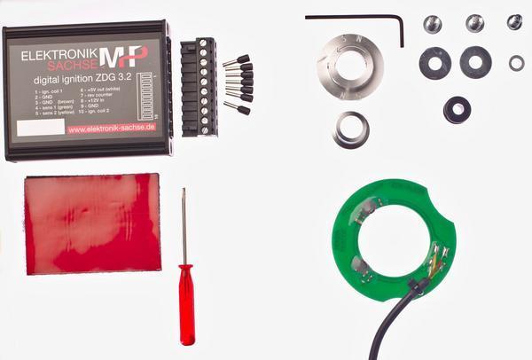 Digital Ignition ZDG 3 23 for Honda CB450K/CB500T
