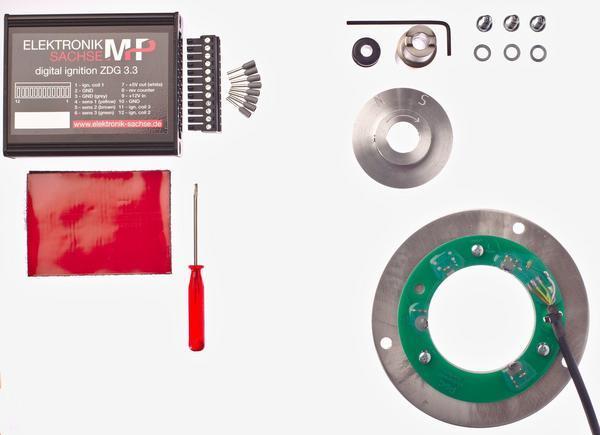 Digital Ignition ZDG 3 32 for Yamaha XS750/850