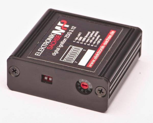 Digital Ignition Box ZDG 3.23