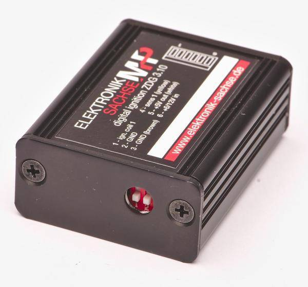 Digital Ignition ZDG 3.10, 6V for Ducati 250-450